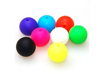 упражнением с жевательными шариками