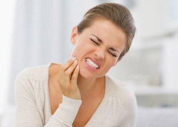 Острая зубная боль фото